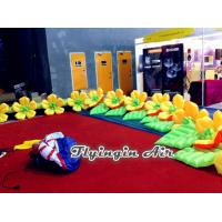 Wholesale Wholesale Inflatable Flower Chain with Blower for Events Decoration from china suppliers