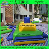 2017 New Design Giant Commercial Adult Lake Amusement Water Park Inflatable Sea
