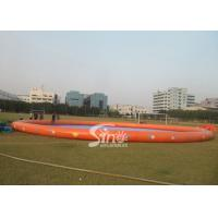 20 mts dia. giant inflatable swimming water pool for kids and adults fit for inflatable water park equipments