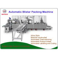 AA/AAA Battery Blister Packaging Equipment 380V/50Hz For Consumer Electronics Products