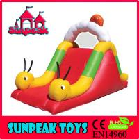 Wholesale SL-250 Small Indoor Inflatable Slide from china suppliers