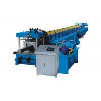 Wholesale High Efficiency 7.5KW Stud Roll Forming Machine With 25 M / Min Working Speed from china suppliers