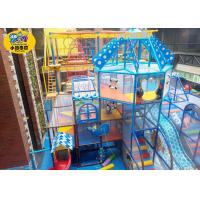 Wholesale Commercial Kids Playground Slide Children ' S Playground Equipment from china suppliers
