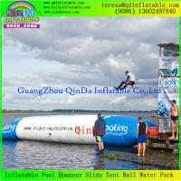 China Free Shipping And Crazy Price!!! High Quality Water Games Inflatable Blob Water Toy Sale on sale