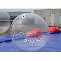 Wholesale Transparent inflatable beach ball, water walking ball and water ball from china suppliers