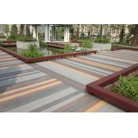 High Stability Plastic Composite Wood Decking Recyclable For Road Plates
