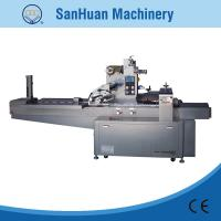 Quality Three Side Sealing Laminate Film Pillow Type Packing Machine For AL - Plastic Tablet for sale