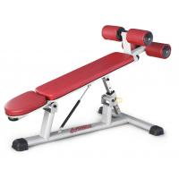 Wholesale Life Fitness Gym Rack And Bench , Adjustable Abdominal Crunch Bench from china suppliers