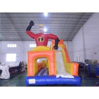 Wholesale Superman Inflatable Playground (CYFC-10) from china suppliers