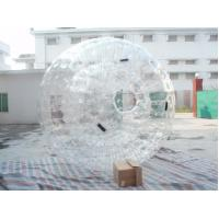 Attractive Inflatable zorbing ball For Party / Wlub Park / Square , Large