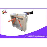 Wholesale QR Bar Code Ticketing System Tripod Turnstile Gate For Scenic spot from china suppliers
