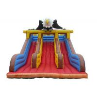 Wholesale Eagle Large Inflatable Slide , Commercial Inflatable Water Slides For Adults from china suppliers