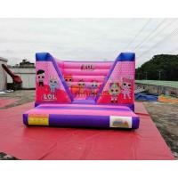 Wholesale LOL Surprise Dolls Inflatable Bouncy House For Party Fire Retardant from china suppliers