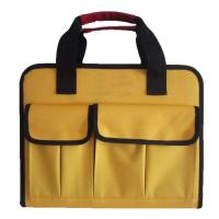 China Tote Soft  Nylon  Mechanic Tool Bag With Multiple Pockets Size Customized on sale