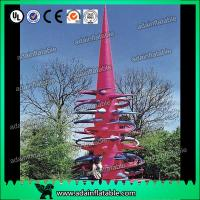 Wholesale Customized Outdoor Event Decoration Giant Inflatable Cone With Thorn from china suppliers