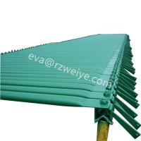Wholesale Hot dip painted diagonal brace for  K stage  Kwikstage scaffolding system from china suppliers