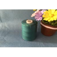 China Dyeing Type 100 Spun Polyester Sewing Thread High Tenacity With S Twist Direction on sale