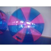 China Mixed Color Inflatable Walking Bubble Ball For Adults Or Kids on sale
