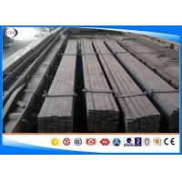 China AISI 4340/34CrNiMo6/1.6582 Hot Rolled Steel Bar , Alloy Steel Flat Bar , Low MOQ , Length as your request . on sale