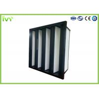 Wholesale EVA Gasket HEPA Air Filter 80% Max Relative Humidity In Central Air Conditioning from china suppliers