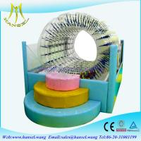 Wholesale Hansel baby indoor soft play equipment electric soft playground from china suppliers