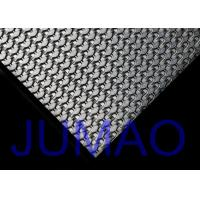 China Decorative Steel Mesh Architecture , Brass Architectural Woven Wire Mesh on sale