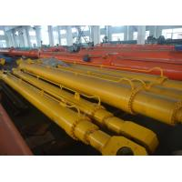 Buy cheap Radial Gate Welded Hydraulic Cylinders Hydraulic Hoist For Dump Truck from wholesalers