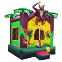 Wholesale Chldren Party Commercial 0.55mm PVC Inflatable bouncer, Inflatable Bouncy House YHB-050 from china suppliers