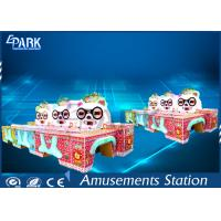 Wholesale Lovely Panda Amusement Game Machines Ball Shooting Win Prize Multiple People from china suppliers