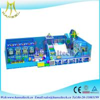 China Hansel high quality game room equipment playing items for kids indoor play park on sale