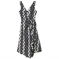 Quality Factory price woven ladies summer office dress for sale