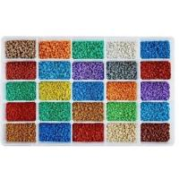 Wholesale 16 Colors EPDM Rubber Granules For Kids Amusement Parks Floors from china suppliers