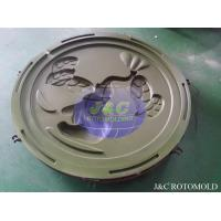 Wholesale Popular Precision Rotational Molding Roto Moulder With Teflon Coating Mirror Panel from china suppliers