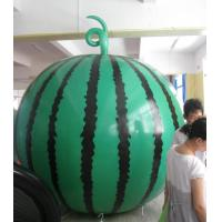 Wholesale 2.5m Dia pvc inflatable watermelon from china suppliers