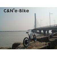 Wholesale 26 Inch Popular Motor Off Road Electric Mountain Bikes For Sportsman / Adults from china suppliers