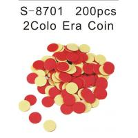 Wholesale Toy Coin, Educational Toy, Smart Counting Toy, 2 Color Era Coin (S-8701) from china suppliers
