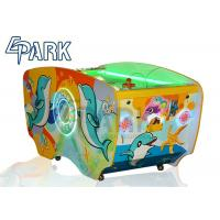 Wholesale 2 Players Exercise Air Hockey Video Arcade Game Machines Ocean Style from china suppliers