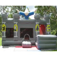Wholesale Wizard Combo Slide Inflatable Commercial Bouncy Castles Anime Design 1 Year Warranty from china suppliers