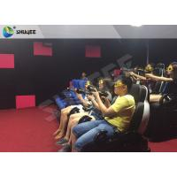 Wholesale Ingenious Simulating Game 7D Movie Theater For Theme park / Exhibition Hall from china suppliers