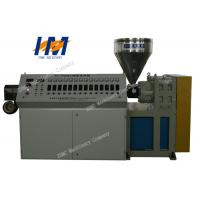 China High Stability Plastic Extrusion Machine , Plastic Pipe Manufacturing Plant on sale