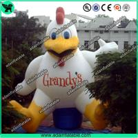Wholesale Giant Inflatable Rooster,White Inflatable Chicken,Event Inflatable Rooster from china suppliers