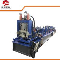 Wholesale Hydraulic Cutting Steel Profile CZ Purlin Roll Forming Machine With Two Models from china suppliers