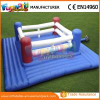 China 0.5mm PVC Tarpaulin Inflatable Sports Games Wrestling Boxing Ring Sport Games on sale