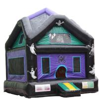 Buy cheap Commercial Halloween Haunted Inflatable Bounce House OEM 3 Years Warranty from wholesalers