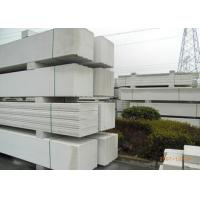 Quality Autoclaved Aerated Concrete Blocks Making Plant Block Making Equipment Fire for sale