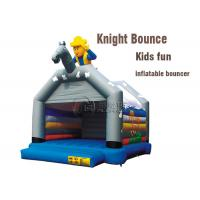 Wholesale knight bouncer commercial rentals kids bouncy castle from china suppliers