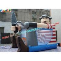 Buy cheap Hire Affordable Inflatable Commercial Bouncy Castles 4L x 2.7W x 4H Meter for from wholesalers
