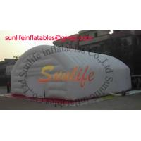 Wholesale inflatable air constant pvc outdoor event show tent from china suppliers