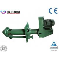 Wholesale High Density Vertical Slurry Pump / Vertical Sewage Pump High Chrome Alloy Material   from china suppliers