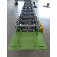 Wholesale 400mm 3kw Ridge Cap Roll Forming Mahine For Color Steel Sheet 0.3-0.6mm Thickness from china suppliers